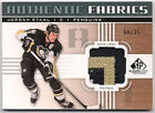 Top-Selling 2011-12 SP Game Used Hockey Cards 35