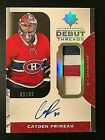 2019-20 Ultimate Collection Hockey Cards 37