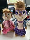 Ty Beanie Baby Theodore And The Chipmunks Plush Simon Brittany Jeanette