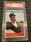 Roberto Clemente Back with Topps 10