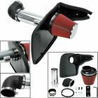 4 Inch Cold Air Intake Kit w Heat Shield Filter fit 2010 2015 Camaro SS 62L V8