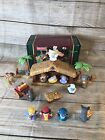 Fisher Price Little People Christmas Story Nativity Set with Box Complete