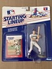 1988 Starting Lineup Will Clark San Francisco Giants Rookie