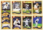 2002 Topps Traded and Rookies Baseball Cards 8