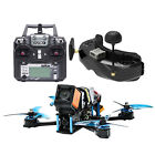 Bully 220 Carbon Fiber Racing Drone Kit with FPV Goggles ESC RC Quadcopter Gift