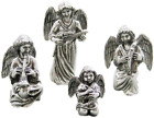 DANFORTH Angels Pewter Nativity Set Handcrafted Gift Boxed Made in USA