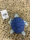 NWT Kate Spade Under the Sea Turtle Blue Leather Applique Coin Purse