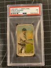 1909 E90-1 AMERICAN CARAMEL HONUS WAGNER THROWING PIRATES CARD PSA 1 POOR JP