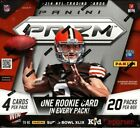 2014 PANINI PRIZM FOOTBALL FACTORY SEALED HOBBY BOX - CASE FRESH