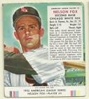 Nellie Fox Cards and Autographed Memorabilia Guide 5