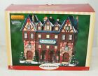 NEW! 2009 LEMAX VAIL VILLAGE SNOW VALLEY SKI LODGE LIGHTED