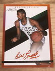 09-10 Topps Signature Bill Russell Red Ink Auto Autograph 480 869 See Descrip!!!