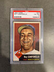 Roy Campanella Cards and Autographed Memorabilia Guide 4