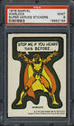 1976 Topps Marvel Super Heroes Stickers 43