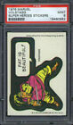 1976 Topps Marvel Super Heroes Stickers 42