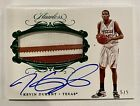 KEVIN DURANT AUTO 2018 FLAWLESS EMERALD GREEN GAMEWORN JERSEY PATCH #5 5