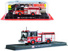 1998 LUVERNE PUMPER FIRE ENGINE CHICAGO FIRE DEPT 1 64 DIECAST AMERCOM ACGB17