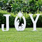 Sale Joy Nativity Yard Sign