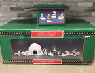 1994 Artic Nativity House of Lloyd Igloo Christmas Around The World w bonus set