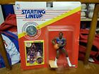 Starting Lineup 1991 Edition New York Knicks Patrick Ewing with Collector Coin