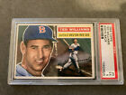 1956 Topps Ted Williams #5 PSA 5 Decent Centering HOF Red Sox