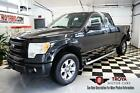 2013 Ford F 150 STX 2013 Ford F 150 STX V8 4x4 Repairable Salvage Truck Rebuildable Damaged