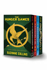 The Hunger Games: Complete Hardcover Box Set with Display Box (Sealed)
