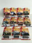 HOT WHEELS ASSORTED LOT OF 11 COLLECTION CARS 86 MONTE CARLO SS HUMVEE