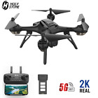 Holy Stone HS130D GPS FPV Drone with 2K HD Camera 5G RC Quadcopter 2 Batteries