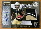2013 Panini Certified Football Freshman Fabric Signatures Guide 45