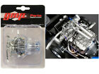 TWIN TURBO BOSS 429 DRAG ENGINE AND TRANSMISSION REPLICA 1 18 MODEL BY GMP 18914
