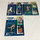 Starting Lineup Mike Mussina Gary Sheffield Travis Fryman 1993 Kenner SLU Lot
