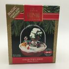 Vintage Hallmark Forest Frolics Light & Motion Christmas Ornament 1990