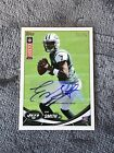 Geno Smith Signs Football Card and Autograph Deal with Panini America 16