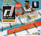 2019-20 Panini Clearly Donruss Basketball DEBUT EDITION Hobby Box SEALED!