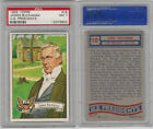 1956 Topps US Presidents Trading Cards 42