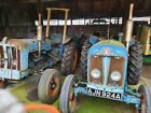 1963 Fordson super major tractor runs drives good condition