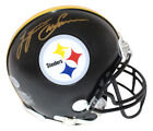 Lynn Swann Autographed Signed Pittsburgh Steelers Mini Helmet BAS 26802