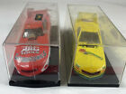 Lot Of 2 NHRA 1996 Gatornationals Mac Tools Yellow And Red Racing 124 Die Cars