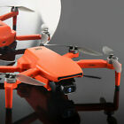 4K Selfie RC Quadcopter Drone WIFI FPV HD Wide Angle ESC Dual Camera Foldable UK
