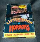 1986 Topps Little Shop of Horrors Unopened Wax Box Full 36 Sealed Wax Packs