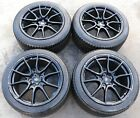2019 2020 Ford Mustang Shelby GT350 Factory 19 19x105 Black Wheels Rims OEM