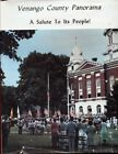 Pennsylvania History Venango County Panorama Salute To Its People HC Book
