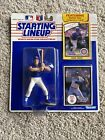 1990 MARK GRACE Chicago Cubs Starting Lineup Batting Stance Rare