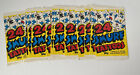 1982 Topps Smurf Supercards Trading Cards 12