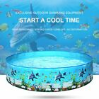 Inflatable Family Swimming Pool Large Outdoor Summer Leisure Water Pool Fun Kid