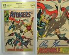 Avengers Autographs: Collecting the Stars of the Blockbuster Movie 25