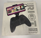 Rotor Riot Mobile Game Pad Black Wired Video Game Drone Controller Android