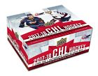 2017-18 Upper Deck CHL Hockey Hobby Box