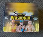 2015 Topps WWE Road to WrestleMania FACTORY SEALED HOBBY BOX *free shipping!*